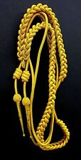 NEW DEURA BRAND ARMY GOLD AIGUILLETTE BRITISH OFFICER FREE SHIPPING USA