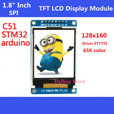 """1.8"""" inch Full Color 128x160 SPI Full Color TFT LCD Display Module replace OLED"""