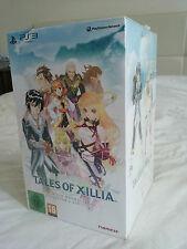 PS3 TALES OF XILLIA *MILLA MAXWELL COLLECTOR'S EDITION* NUOVO SIGILLATO PAL ITA