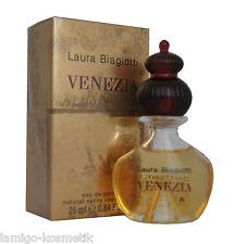 Laura Biagiotti VENEZIA Eau de Parfum edp 25ml.