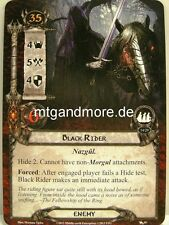 Lord of the Rings LCG  - 2x Black Rider  #039 - The Black Riders