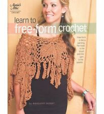 Learn to Free-Form Crochet Pattern Book - Annie's Attic