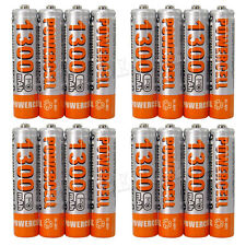 16x AAA 1300mAH 1.2V NiMH Recharge Rechargeable Battery
