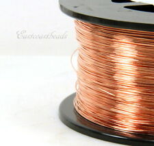 Copper Wire, 26 Gauge, Dead Soft, Copper Jewelry Wire, Craft Wire, 50 Feet, 006