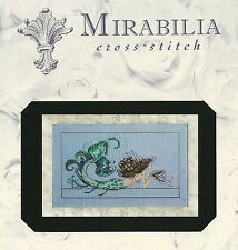 Mermaid Undine by Nora Corbett Mirabilia Designs Cross Stitch Chart