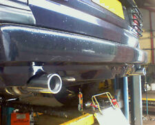 Janspeed Range Rover  P38 4.0 4.6 Exhaust System Stainless Cat Back SS726
