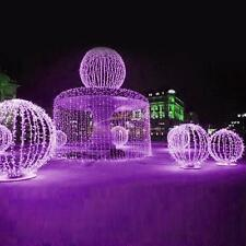 10M LED String Light Lamp Purple Waterproof Christmas Xmas Wedding Party Decor
