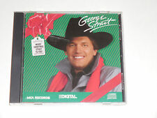 George Strait Merry Christmas Strait To You Christmas Music CD 1986