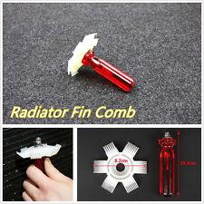 DIY Car Offroad A/C Condenser Radiator Fin Straightener Cleaner Comb Handle Tool