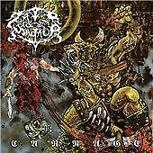 Lair of the Minotaur - Carnage (2004) CD