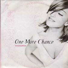 CD Single MADONNA One more chance Poster bag - Spanish version - Ltd ED