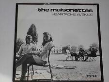 """THE MAISONETTES -Heartache Avenue- 12"""""""