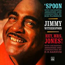 Jimmy Witherspoon - Spoon + Hey, Mrs. Jones! (2 Lps On 1 Cd) Fresh Sound CD