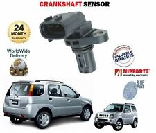 FOR SUZUKI IGNIS + JIMNY 1.3i 1.5i 4GRIP 2001-- NEW CRANKSHAFT CRANK SENSOR
