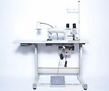 Juki DDL-8700 Single Needle  SEWING Complete With Stand,Servo Motor & LED LAMP