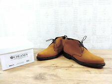 New Church's Cheaney Chukka Chelsea Suede Boots UK 8.5 US 9.5  EU 42.5 F RP £315