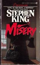 MISERY  by STEPHEN KING FREE USA SHIPPING steven clay born