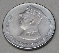 Poland / Polen - 50zl Wladyslaw Sikorski
