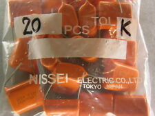20 Nissei MPC155K400B 1.5UF 400V Radial Metalized Polypropylene Capacitors