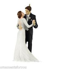 Hallmark 2012 Edward and Bella's Wedding Twilight Saga Breaking Dawn Ornament