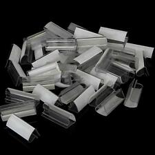 50pcs Plastic Table Skirt Skirting Clips 2-4cm Group Clamps Wedding Party Decor