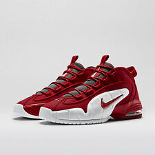 Nike Air Max Penny 1 Retro University Red Size 9. 685153-600 jordan