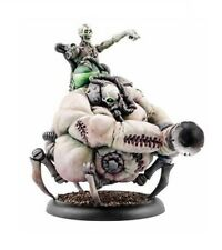 Warmachine BNIB Cryx Solo Bloat Thrall Overseer Mobius inc resin 34131