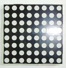 8×8 Dot Matrix Display 5mm diámetro