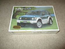 Aoshima Mitsubishi Pajero Metaltop Wide XR-II Model Kit 1:24 Scale MISB Sealed