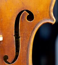 "Very old labelled Vintage violin ""Carlo Bisiach 1948"" 小提琴 скрипка ヴァイオリン Geige"