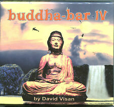 Buddha-Bar Vol.4- David Visan-2 CD Box set-2002- George V Records- 12464 Romania