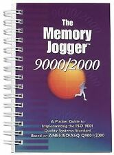 The Memory Jogger 9000/2000: A Pocket Guide to Implementing the ISO 9001 Qualit
