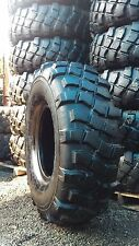 Off road truck tires set of 4 Michelin XML 395/85R20