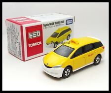 TOMICA TOYOTA WISH TAIWAN TAXI 1/61 TOMY DIECAST CAR NEW 93