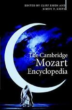 The Cambridge Mozart Encyclopedia-ExLibrary