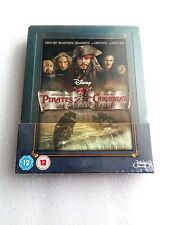Pirates Of The Caribbean At worlds End Zavvi Steelbook*NEW SEALED