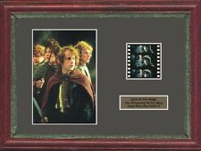 LORD OF THE RINGS THE FELLOWSHIP OF THE RING FRAMED 35MM FILM CELL