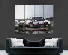 BMW M635 RACING CAR POSTER SPORT  GIANT LARGE WALL ART POSTER PICTURE BIG