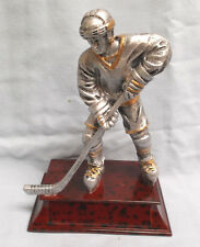 male HOCKEY  trophy statue resin award PDU 55441GS