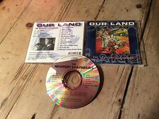The Newport Chainsaws : Our Land CD
