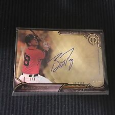 2016 TOPPS TRIBUTE BUSTER POSEY *SUPERFRACTOR AUTO #1/1*  SAN FRANCISCO GIANTS