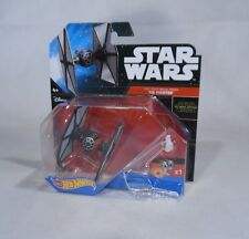 STAR WARS - HOT WHEELS FIRST ORDER SPECIAL FORCES TIE FIGHTER / DIE-CAST / MOC