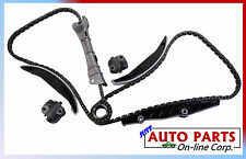 NEW TIMING CHAIN KIT fits FORD ESCAPE 3.0L 2001-2007 TAURUS 01-05 DOHC TENSIONER