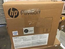 HP Pavilion 550-110 Desktop Computer - Intel Core i3 (4th Gen) i3-4170 Win 10