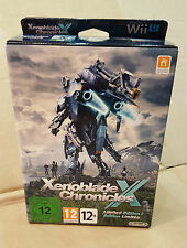 XENOBLADE CHRONICLES X Limited Edition Pack WIIU Wii U - totalmente in italiano