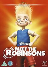 MEET THE ROBINSONS DVD-  LIMITED EDITION O RING WITH DVD - NEW / SEALED