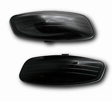 Peugeot 207 06- Crystal BLACK SIDE REPEATERS INDICATORS