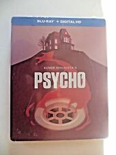 Psycho Blu-ray Disc 2014 Limited Edition Steelbook Hitchcock Brand NEW!