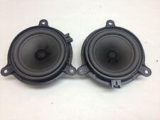 2016 Mazda Mx5 Miata Factory Bose Door Speakers