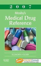 Mosby's Medical Drug Reference 2007: Textbook with BONUS PocketConsult Handheld